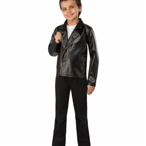 Rubies Costume 274656 Grease Boys T-Birds Jacket, Medium Perspective: front