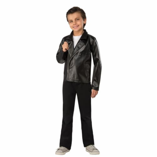 Rubies Costume 274657 Grease Boys T-Birds Jacket, Large Perspective: front