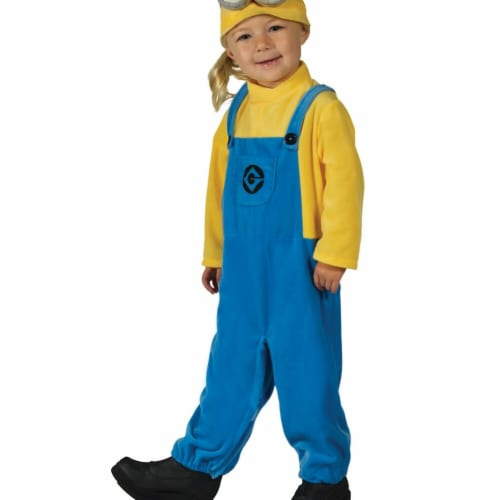 Rubies 273938 Minion Dave Toddler Costume - Extra Small Perspective: front