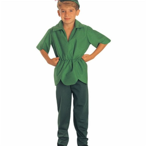 Rubies 273804 Peter Pan Toddler Costume - 2T-4T Perspective: front