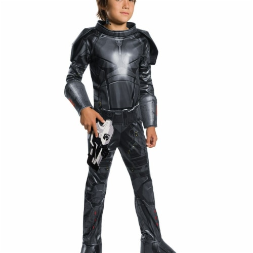 Rubies 272418 Valerian Deluxe Child Costume - Small Perspective: front