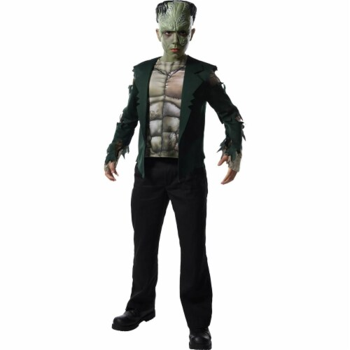 Rubies 278848 Halloween Universal Monsters Boys Frankenstein Costume - Large Perspective: front