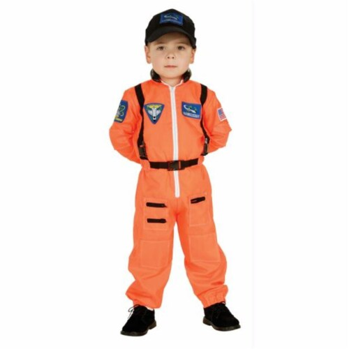 Costumes For All Occasions RU882700T Astronaut Toddler Perspective: front