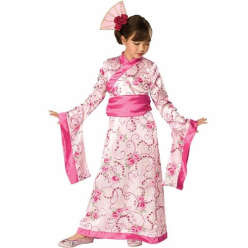 Rubies Costume Co 31353 Asian Princess Child Costume Size Medium- Girls 8-10 Perspective: front