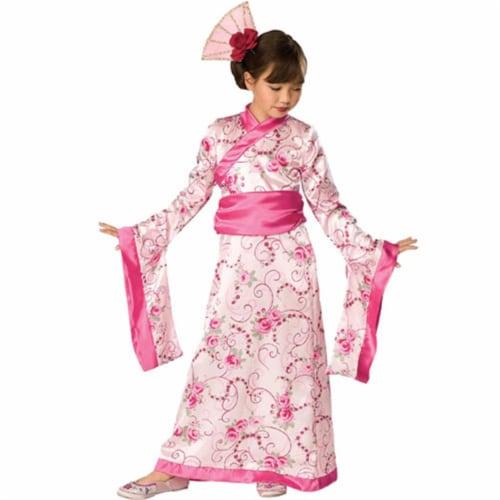 Morris Costume RU882727MD Asian Princess Child Costume, Medium Perspective: front