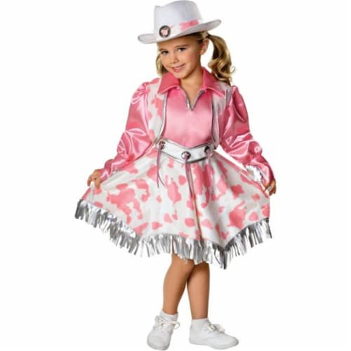 Rubies Costume Co 31354 Western Diva Child Costume Toddler- Girls 2-4 Perspective: front