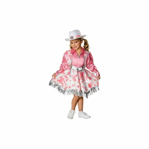 Costumes For All Occasions RU882729SM Western Diva Costume Child Sm Perspective: front