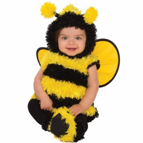 Rubies 278667 Halloween Baby Bumble Bee Costume - Toddler Perspective: front