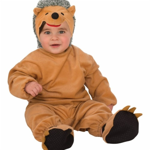 Rubies 278673 Halloween Baby Hedgehog Costume - Toddler Perspective: front
