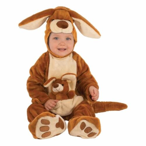 Rubies 278674 Halloween Baby Kangaroo Costume Perspective: front