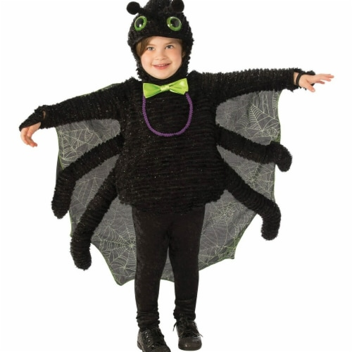 Rubies 278967 Halloween Childrens Eensy Weensy Spider Costume - Medium Perspective: front