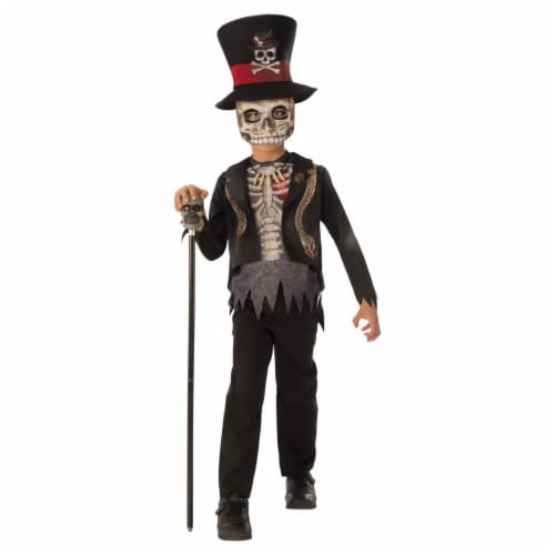 Rubies 278970 Halloween Boys Voodoo Boy Costume - Large Perspective: front