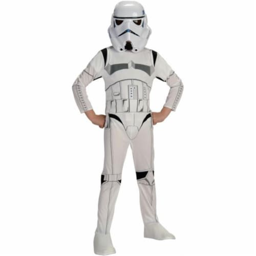 Costumes For All Occasions RU883034MD Stormtroopers Child Med 8-10 Perspective: front