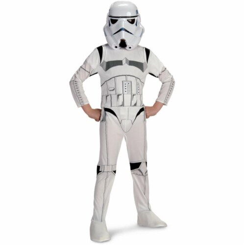 Costumes For All Occasions RU883034LG Stormtroopers Child Lg 12-14 Perspective: front
