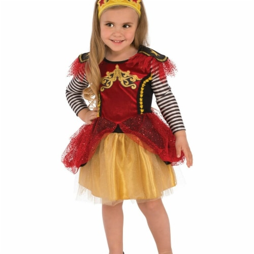 Rubies 279013 Halloween Circus Girl Costume - Medium Perspective: front