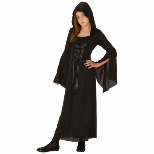 Rubies 279054 Halloween Girls Gothic Enchantress Costume - Medium Perspective: front