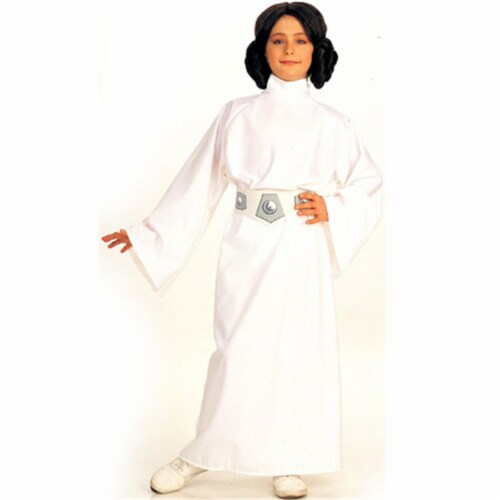 Costumes For All Occasions RU883062LG Princess Leia Child Lg 12-14 Perspective: front
