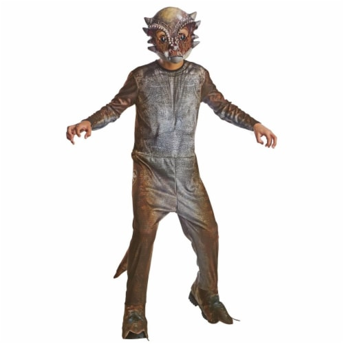 Rubies 279063 Halloween Jurassic World Fallen Kingdom Stygimoloch Child Costume - Medium Perspective: front
