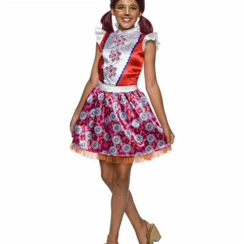 Rubies 279084 Halloween Enchantimals Felicity Fox Gils Costume - Medium Perspective: front