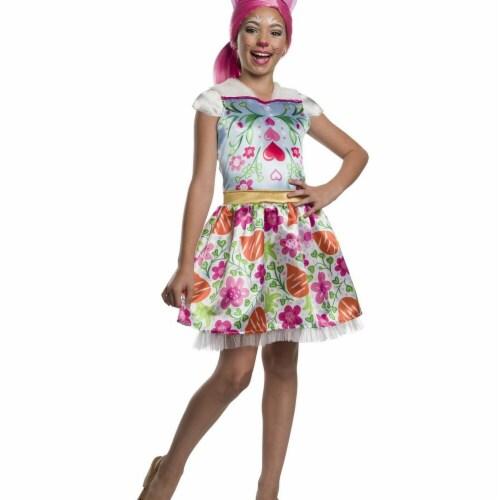 Rubies 279086 Halloween Enchantimals Bree Bunny Girls Costume - Medium Perspective: front