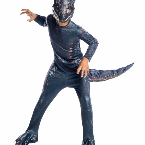 Rubies Costumes 279161 Jurassic World Fallen Kingdom Indoraptor Child Costume Medium Perspective: front