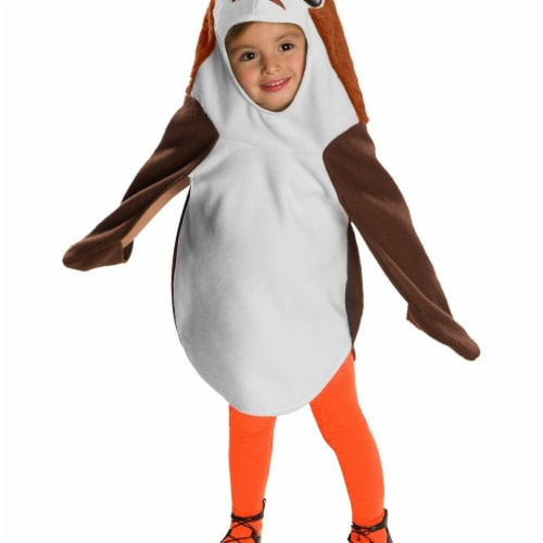 Rubies Costumes 278695 Star Wars the Last Jedi Toddler Porg Costume Perspective: front