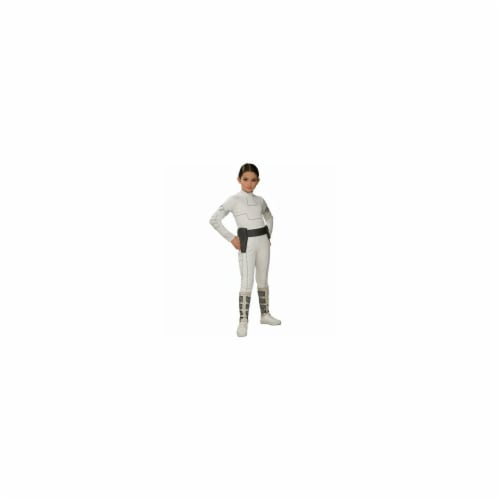 Rubies Costume Co 33072 Star Wars Animated Padme Child Costume Size Small- Girls 4-6 Perspective: front
