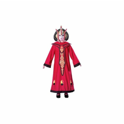 Rubies Costumes 274367 Star Wars Queen Amidala Child Costume Medium Perspective: front