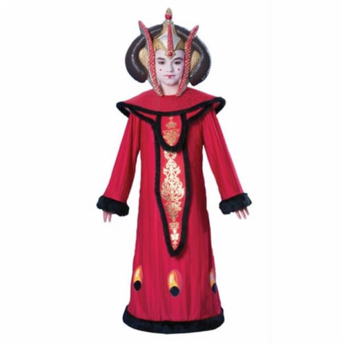 Costumes For All Occasions RU883317LG Queen Amidala Child Lg 12-14 Perspective: front