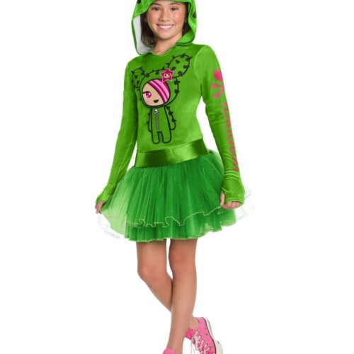Rubies 404578 Girls Tokidoki Sandy Child Costume, Large Perspective: front