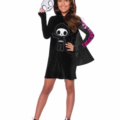 Rubies 404581 Girls Tokidoki Adios Child Costume, Medium Perspective: front