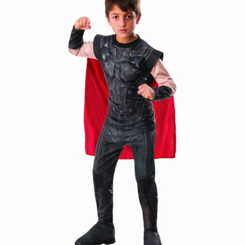 Rubies 404723 Avengers Thor Child Costume for Boys - Large Perspective: front