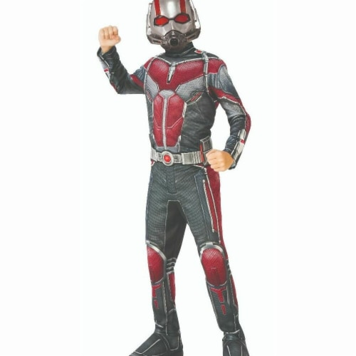 Rubies 404750 Boys Avengers Ant Man Child Costume - Large Perspective: front