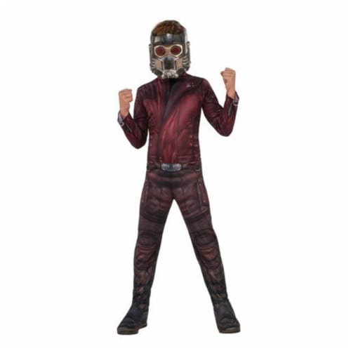 Rubies 404753 Avengers Star Lord Child Costume for Boys - Large Perspective: front