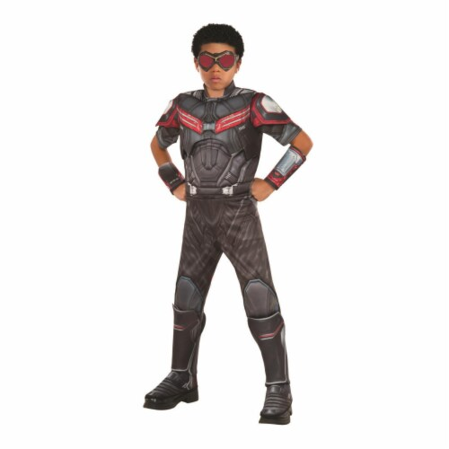 Rubies 404819 Boys Avengers Falcon Deluxe Child Costume - Large Perspective: front