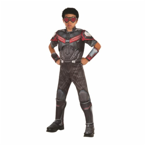 Rubies 404821 Boys Avengers Falcon Deluxe Child Costume - Small Perspective: front