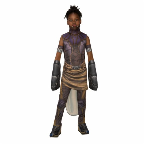 Rubies 404822 Avengers Shuri Deluxe Child Costume for Girls - Large Perspective: front