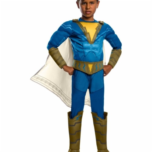 Rubies 402880 Boys Shazam Freddy Deluxe Child Costume - Medium Perspective: front