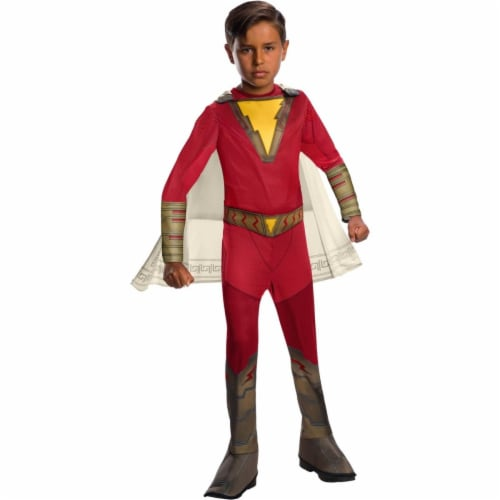 Rubies 402874 Boys Shazam Classic Child Costume - Medium Perspective: front