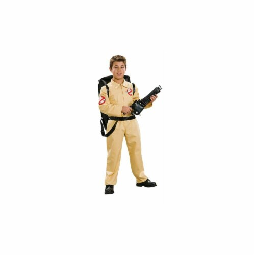 Costumes For All Occasions RU883418LG Ghostbusters Dlx Chld Large Perspective: front
