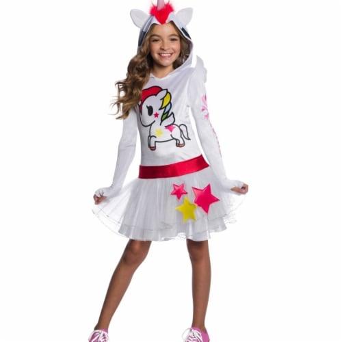 Rubies 405013 Girls Tokidoki Stellina Child Costume, Large Perspective: front