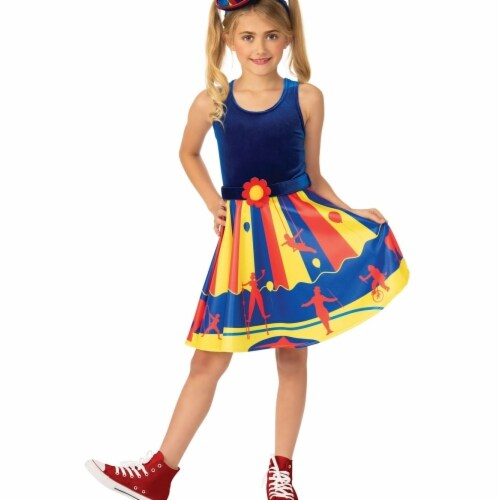 Rubies 405151 Girls Circus Costume, Small Perspective: front