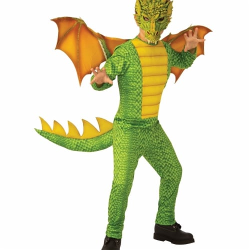 Rubies 405195 Dragon Child Costume - Medium Perspective: front