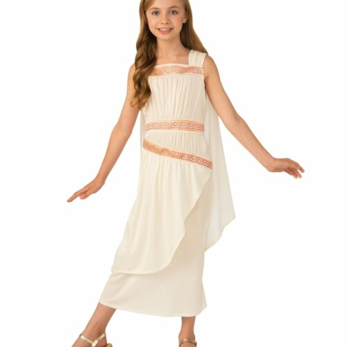 Rubies 405227 Roman Girls Costume - Small Perspective: front