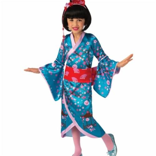 Rubies 405235 Cherry Blossom Princess Child Costume - Medium Perspective: front