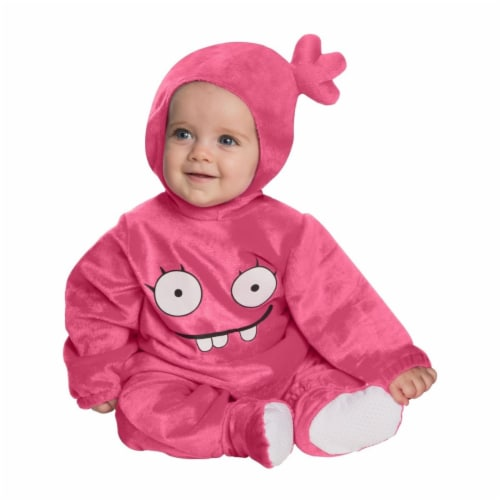 Rubies 405286 Uglydolls Moxy Infant Child Costume - NS2 Perspective: front