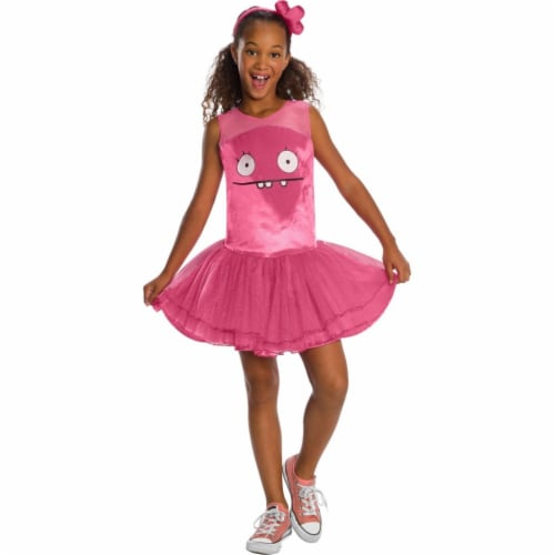 Rubies 405289 Uglydolls Moxy Child Costume - Large Perspective: front