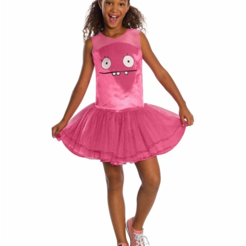 Rubies 405290 Uglydolls Moxy Child Costume - Medium Perspective: front