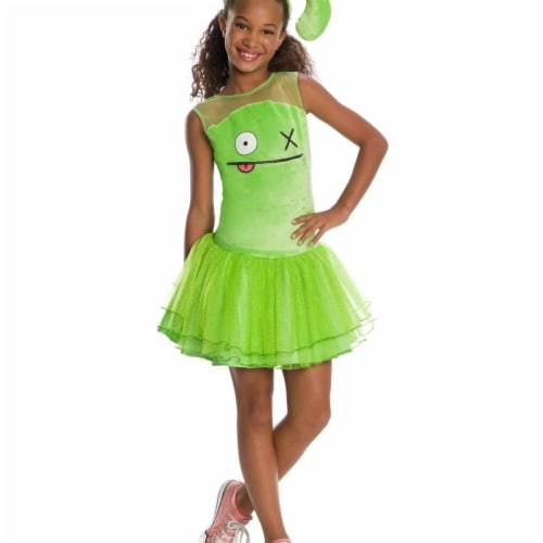 Rubies 405293 Uglydolls Ox Child Costume - Large Perspective: front