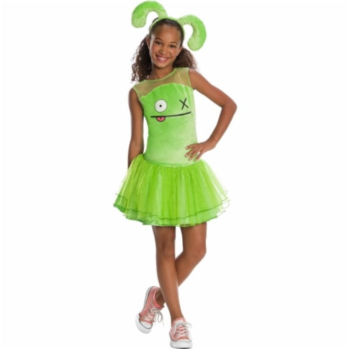 Rubies 405294 Uglydolls Ox Child Costume - Medium Perspective: front